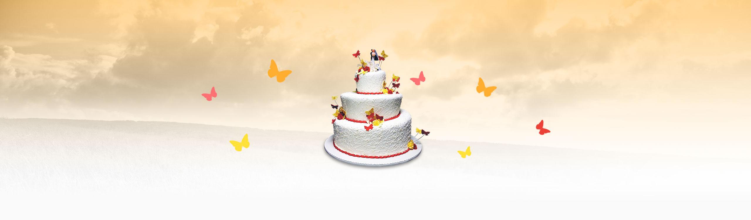 Disegni torta nuziale